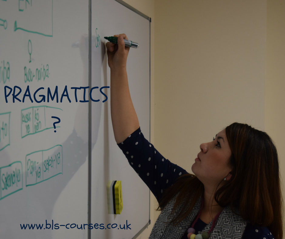 teaching pragmatics Teaching pragmatics: trends and issues, this article explains various studies on pragmatics with l2 learners and its importance it suggests a few activities and resources for how to teach pragmatics and have students practice them, role-playing activities: these activities help students practice speech in particular roles.
