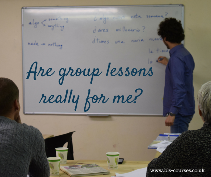 Are Group Lessons Really for Me_