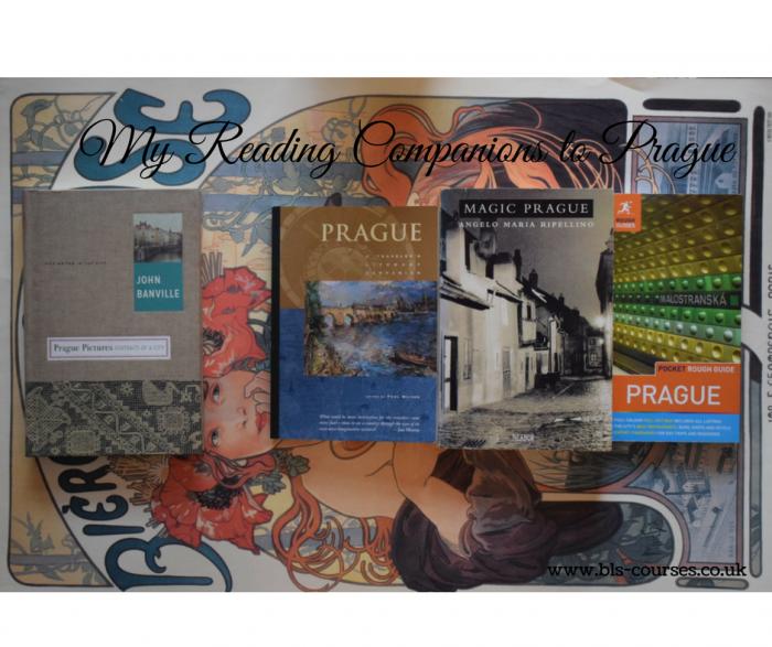 book review-Reading Companions to Prague 1