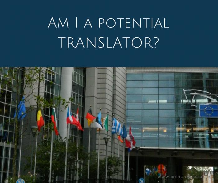 career advice-am i translation for me